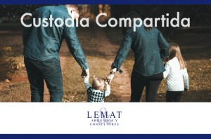 custodia compartida lemat