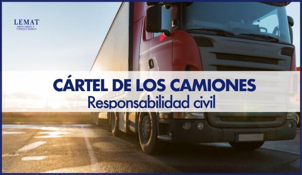 Nuevo episodio en el cártel de los camiones